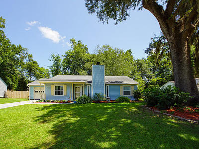 North Charleston Single Family Home For Sale: 148 Blue Ridge Trail