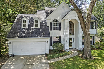 Charleston Single Family Home Contingent: 5423 Greggs Landing Drive
