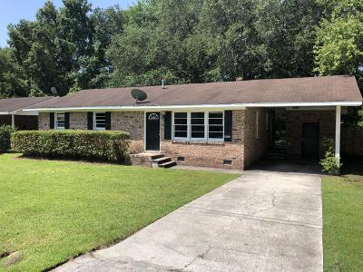 North Charleston Single Family Home For Sale: 4761 June Street