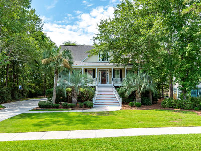 Mount Pleasant SC Single Family Home For Sale: $1,235,000