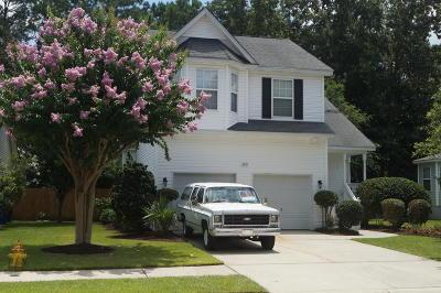 Johns Island Single Family Home For Sale: 3070 Penny Lane