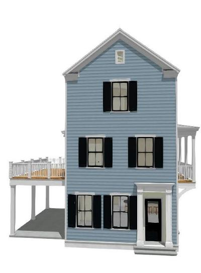 Berkeley County Single Family Home For Sale: 8624 Bowen Corner Avenue