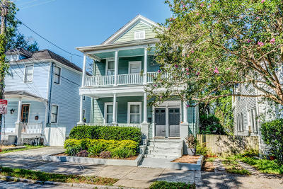 Charleston County Multi Family Home For Sale: 13 Perry Street