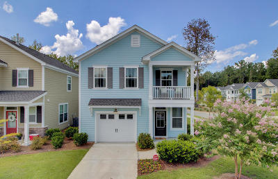 Charleston Single Family Home Contingent: 142 Fulmar Place