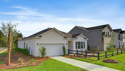 Ladson Single Family Home Contingent: 4900 Commodity Way