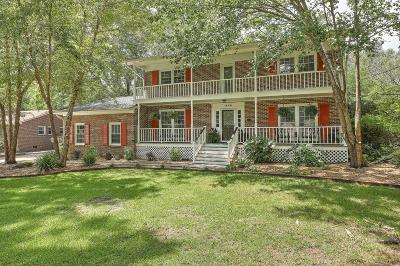 Summerville Single Family Home For Sale: 1640 Wannamaker Avenue