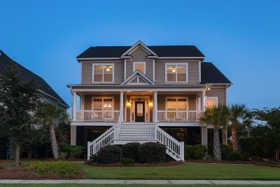 Charleston County Single Family Home For Sale: 2629 Crooked Stick Lane