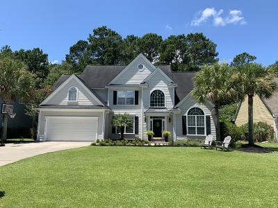Charleston County Single Family Home For Sale: 3141 Grass Marsh Drive