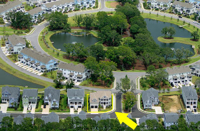 Charleston County Single Family Home For Sale: 1552 Red Tide Road