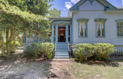 Summerville Single Family Home For Sale: 111 Linwood Lane