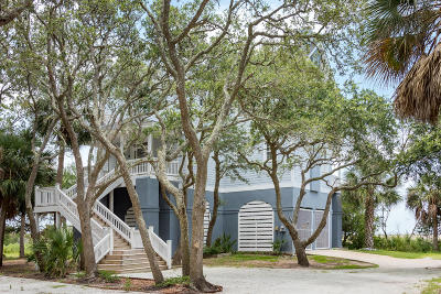 Edisto Island Single Family Home For Sale: 67 Lost Village Trail #13