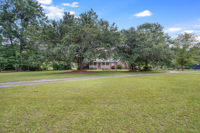 Berkeley County Single Family Home For Sale: 1272 French Santee Road