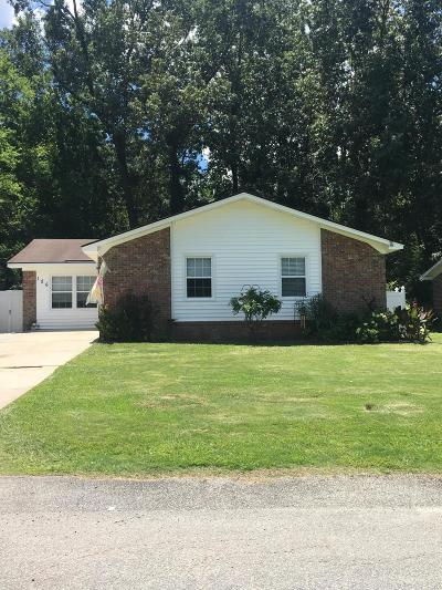 Berkeley County, Charleston County, Dorchester County Single Family Home For Sale: 126 Miley Avenue