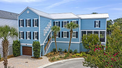 Isle Of Palms Single Family Home For Sale: 42 Morgans Cove Drive