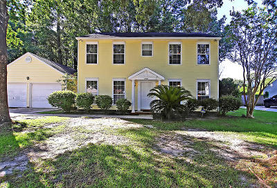 Berkeley County, Charleston County, Dorchester County Single Family Home For Sale: 4807 Boykin Drive