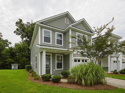 Charleston County Single Family Home For Sale: 141 Larissa Drive