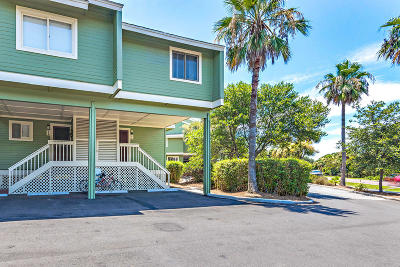 Charleston County Attached For Sale: 6 Mariners Walk #A
