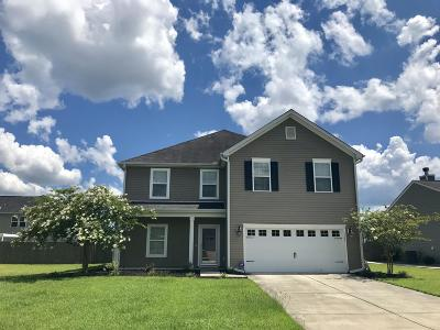 Ladson Single Family Home For Sale: 1107 Crooked Path Lane