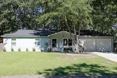 Summerville Single Family Home For Sale: 170 Braly Drive