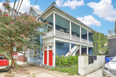 Single Family Home For Sale: 254 Coming Street #A &
