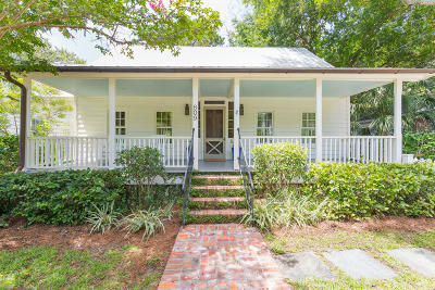 Mount Pleasant Single Family Home For Sale: 609 Royall Avenue