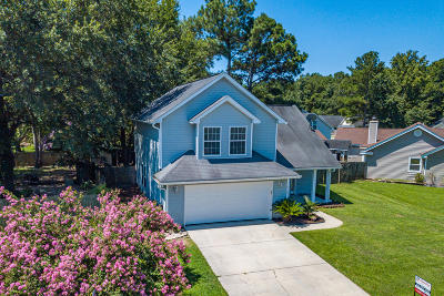 Ladson Single Family Home Contingent: 715 Oxford Road