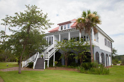 Edisto Island Single Family Home For Sale: 3253 Middle Tree Lane