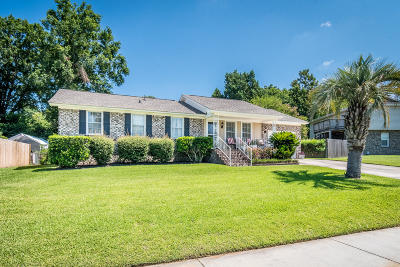 Ladson Single Family Home Contingent: 219 Trinity Place