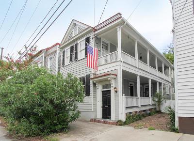 Charleston Single Family Home Contingent: 69 Vanderhorst Street