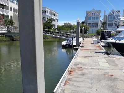 Mount Pleasant Boat Slip For Sale: Ben Sawyer Blvd #Cn-6