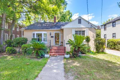 Charleston Single Family Home For Sale: 24 Dunnemann Ave