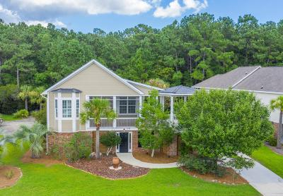 Mount Pleasant Single Family Home For Sale: 1721 Rivertowne Country Club Drive