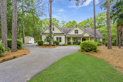 Charleston National Single Family Home Contingent: 1276 Royal Troon Court