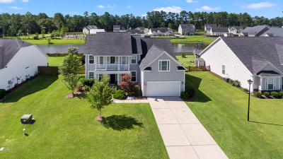 Ridgeville Single Family Home Contingent: 1007 Bridlewood Farms Parkway