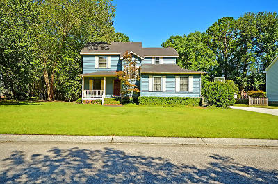 Charleston Single Family Home Contingent: 9 Lochmore Terrace