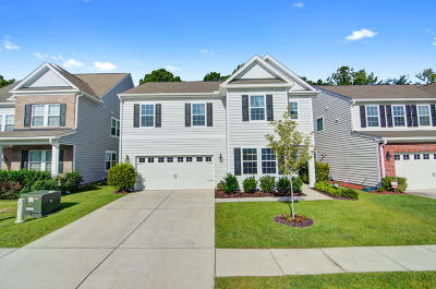 Ladson Single Family Home Contingent: 9739 Black Willow Lane