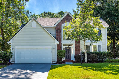 Single Family Home Contingent: 1592 Cypress Pointe Drive Drive