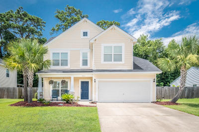 Single Family Home Contingent: 3440 Thorpe Constantine Avenue
