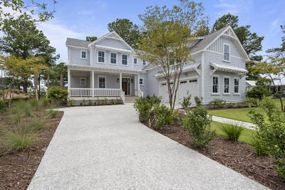 Charleston Single Family Home Contingent: 552 Lesesne Street