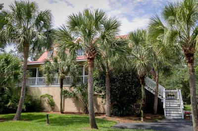 Johns Island Single Family Home For Sale: 1437 Headquarters Plantation Drive