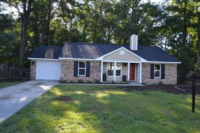 Goose Creek Single Family Home Contingent: 104 Woodbine Road