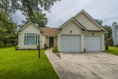 Charleston Single Family Home For Sale: 213 Toura Court