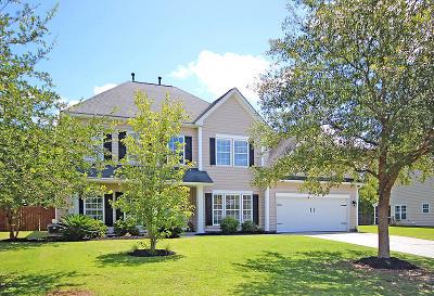 Summerville Single Family Home Contingent: 5259 Lenora Drive