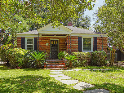 Single Family Home For Sale: 37 Colleton Drive