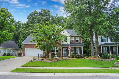 Goose Creek Single Family Home Contingent: 112 Guildford Drive