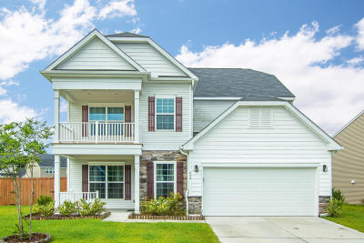 Goose Creek Single Family Home Contingent: 439 Gianna Lane
