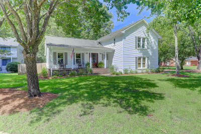 Goose Creek Single Family Home Contingent: 107 High Meadow Place