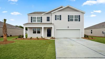 Johns Island Single Family Home For Sale: 2639 Alamanda Drive