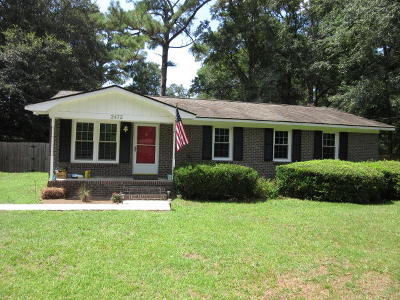 Single Family Home For Sale: 3472 Hobson Drive