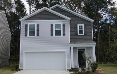 Johns Island Single Family Home For Sale: 2637 Alamanda Drive